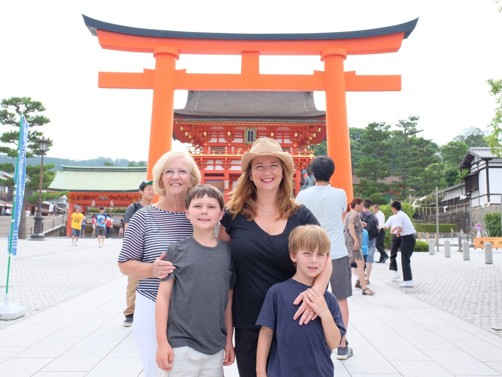 Japan offers families endless opportunities for new experiences. Kids will love seeing modern Tokyo, and visiting ancient monuments.