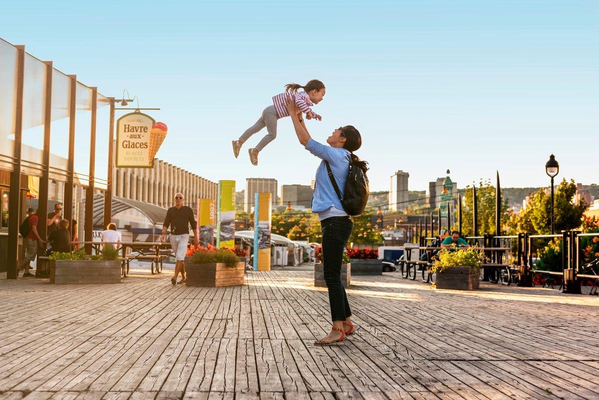 Spring break tip: Take your family overseas