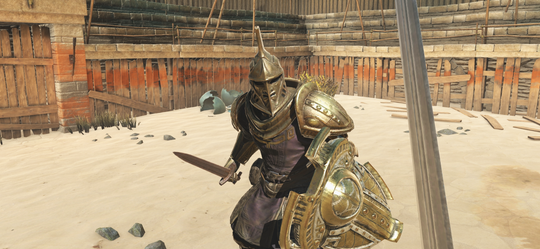 'The Elder Scrolls: Blade's is a gorgeous action role-playing game that features real-time first-person battles.
