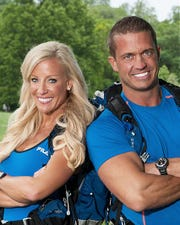 "Misti Raman & Jim Raman on ""The Amazing Race."""