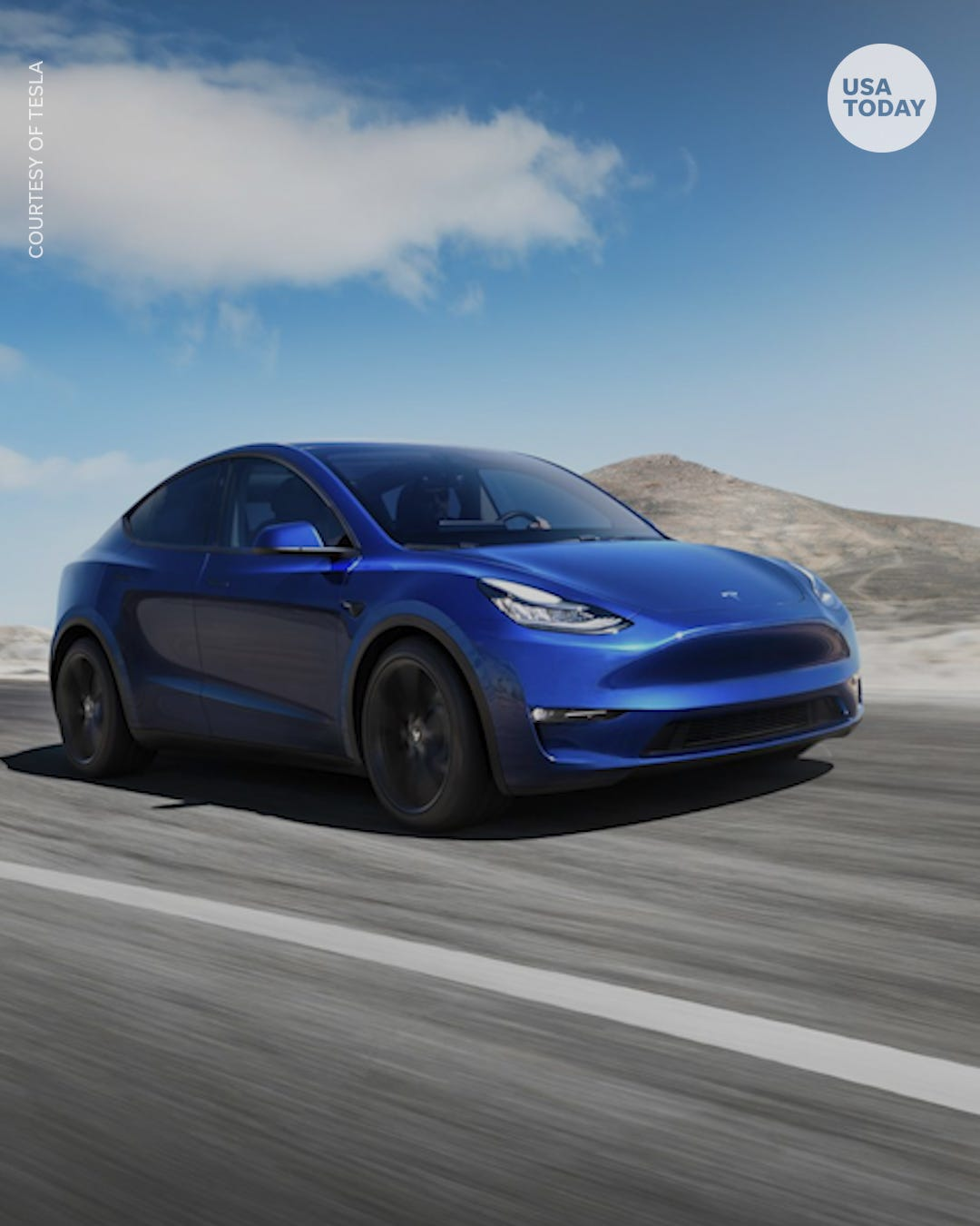 Tesla: Tesla Unveils New Model Y SUV