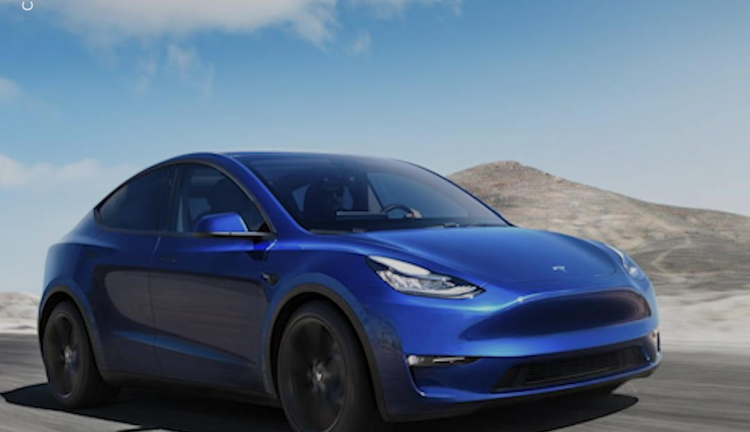Tesla Y Picture: Tesla Model Y: Elon Musk's New SUV Hits Right Note By