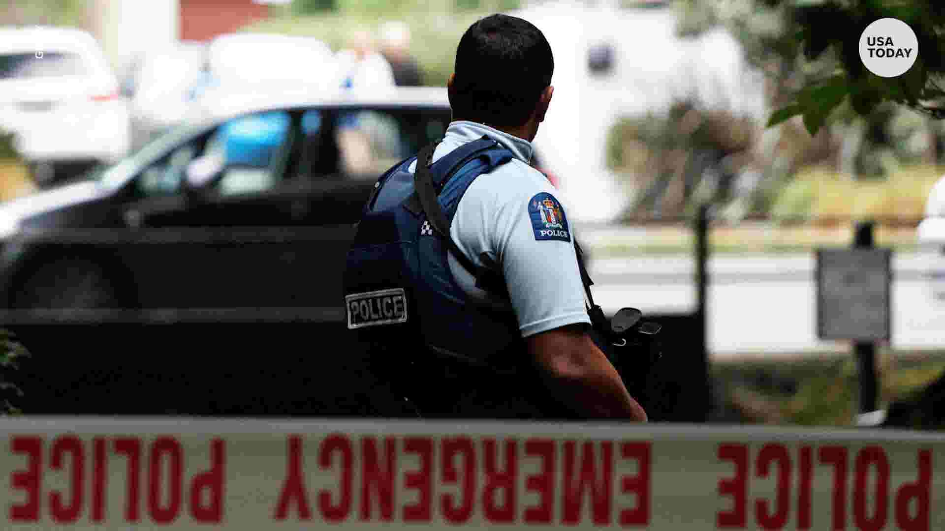 Dozens Killed In Mass Shooting In New Zealand Mosques
