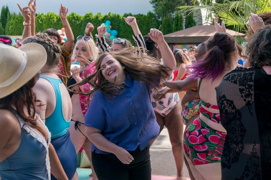 "Annie (Aidy Bryant) on ""Shrill."""