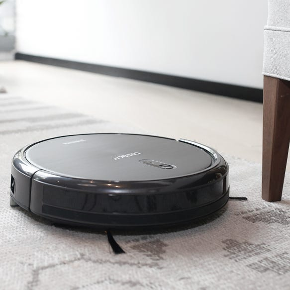 This smartphone-controlled vacuum is an amazing addition to you home, especially at this sale price.