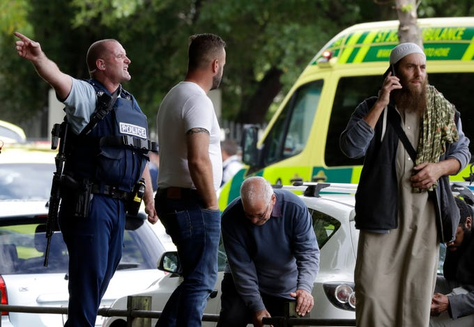 Mosque Shooting Gallery: New Zealand Mosque Shootings: Multiple People Killed