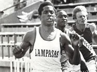 "Johnny ""Lam"" Jones, Olympic sprinter, NFL receiver, 1928-2019"