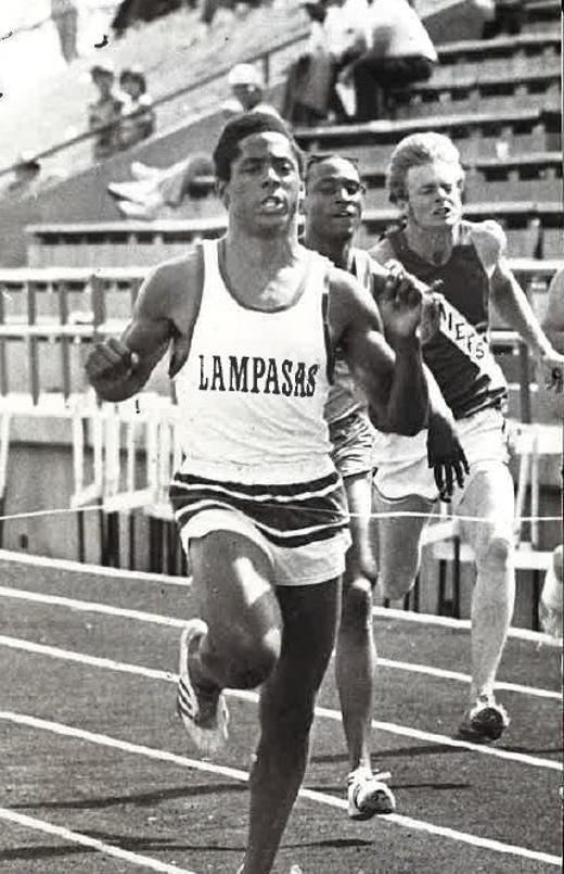 "Johnny ""Lam"" Jones, Olympic sprinter, NFL receiver, 1928-2019"