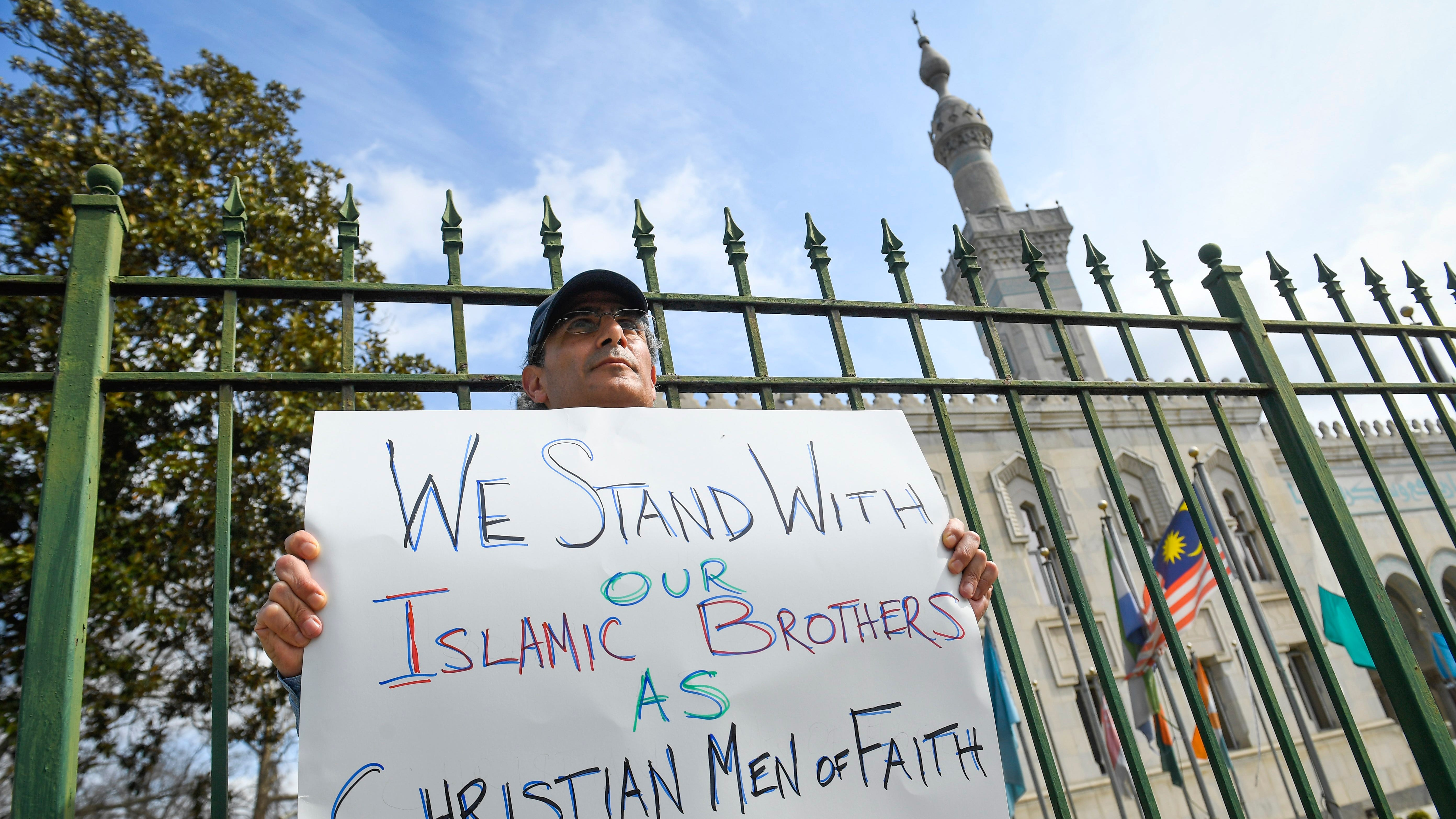 New Zealand Mosque Shooting Gallery: World Reacts To Mosque Shooting In New Zealand