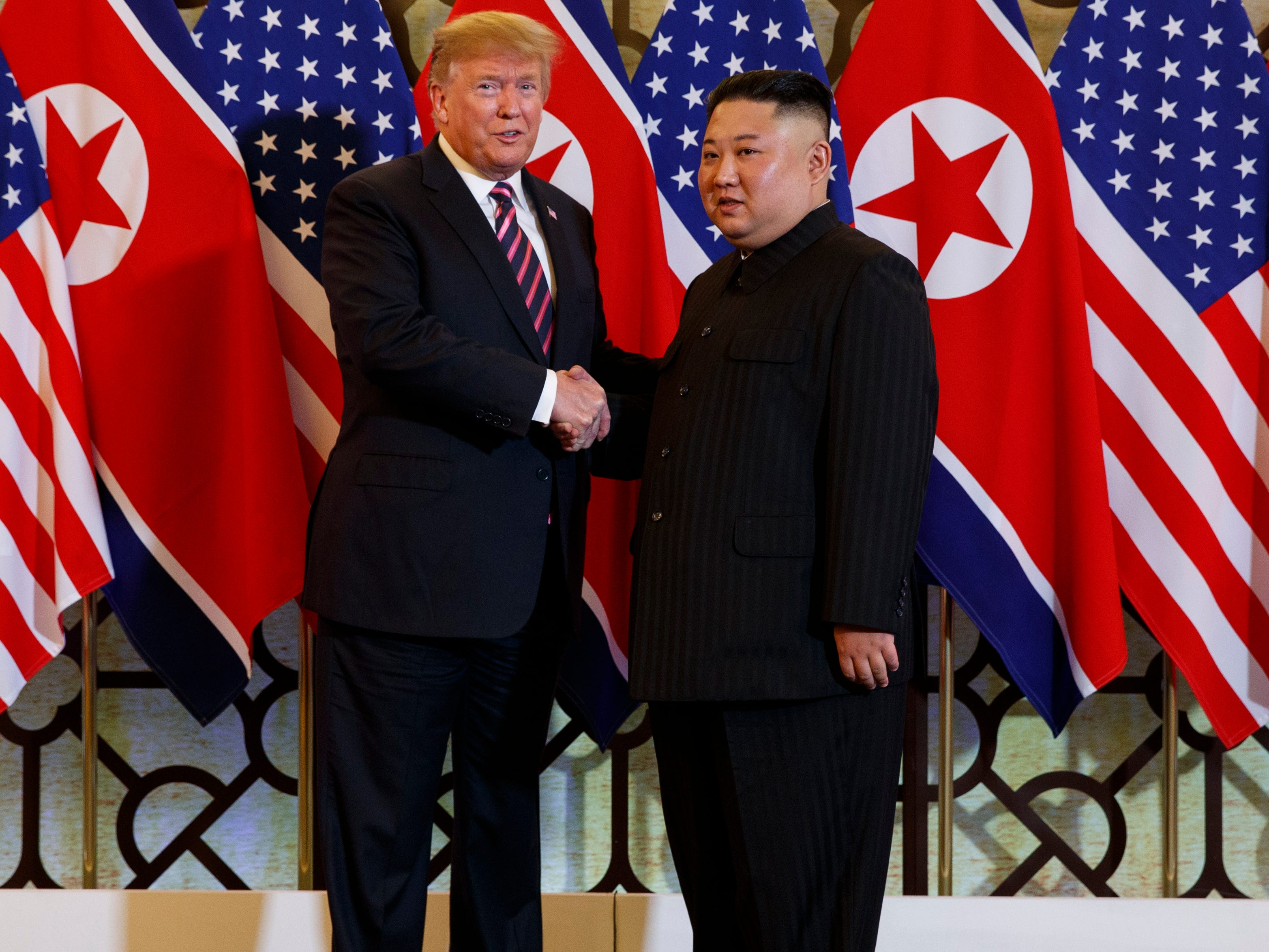 North Korea wants Pompeo out of talks; Kremlin announces an April visit by Kim Jong Un
