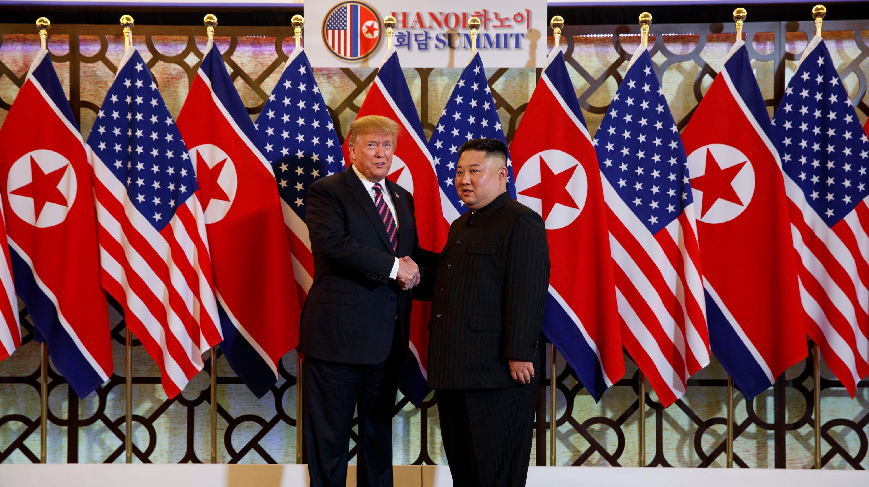 President Trump abruptly yanks sanctions on North Korea because he 'likes' dictator Kim Jong Un