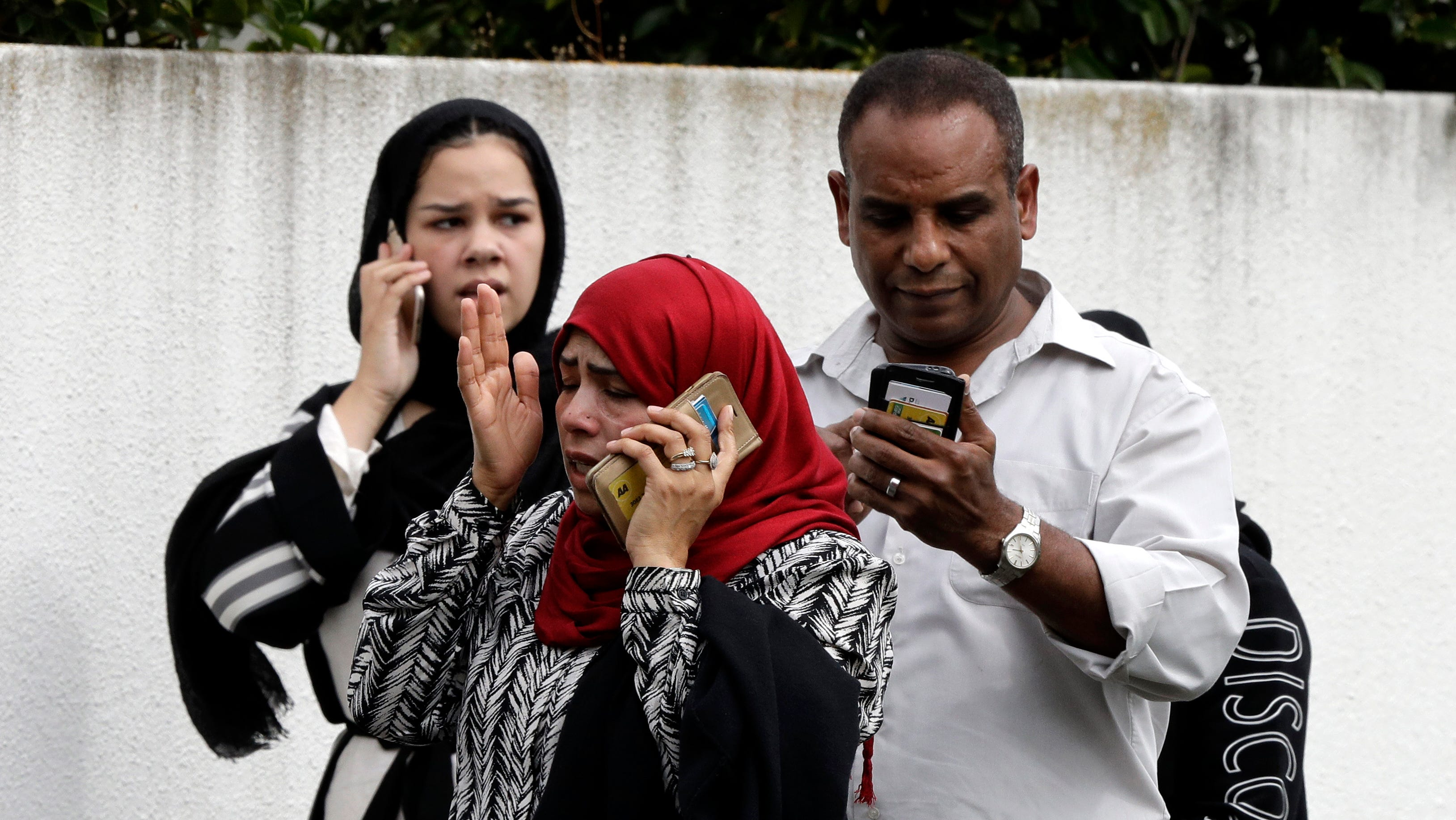 New Zealand Shooting Pinterest: New Zealand Mosque Shootings: 49 Dead, 4 In Custody