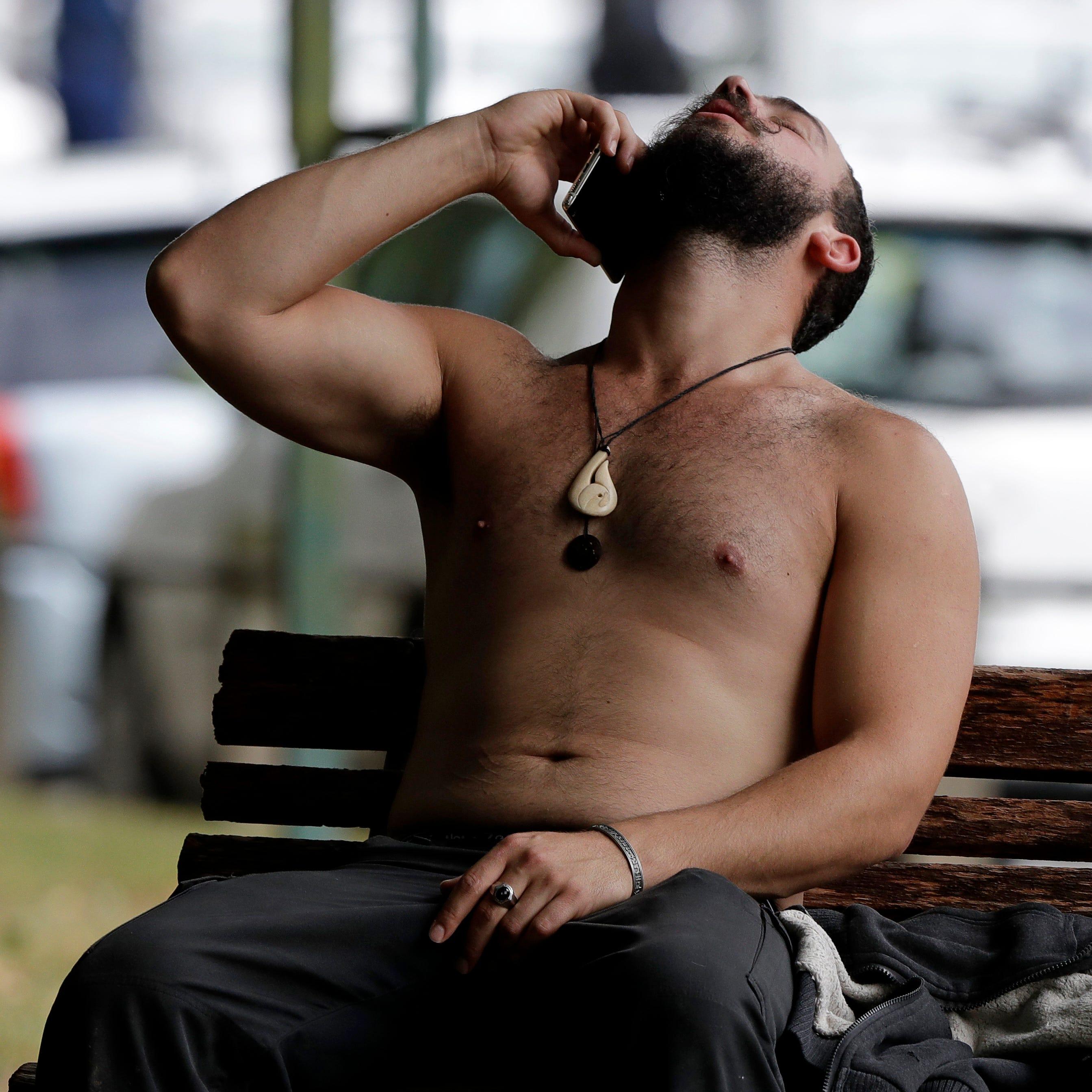 Christchurch gunman appeared to live-stream his attack in 17-minute Facebook video