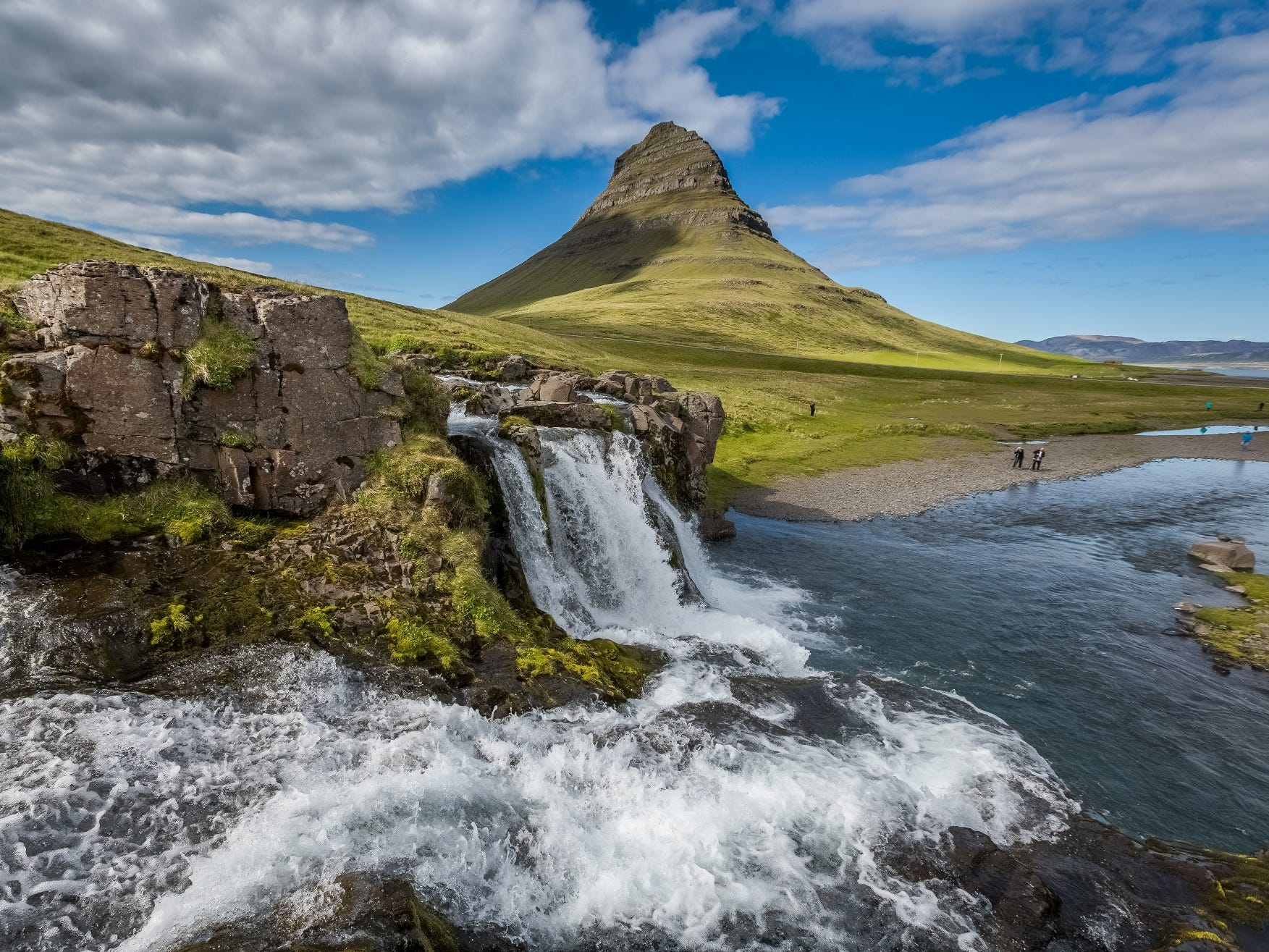 For nature lovers, it's hard to beat Iceland with its waterfalls, hot springs and glacier hikes.