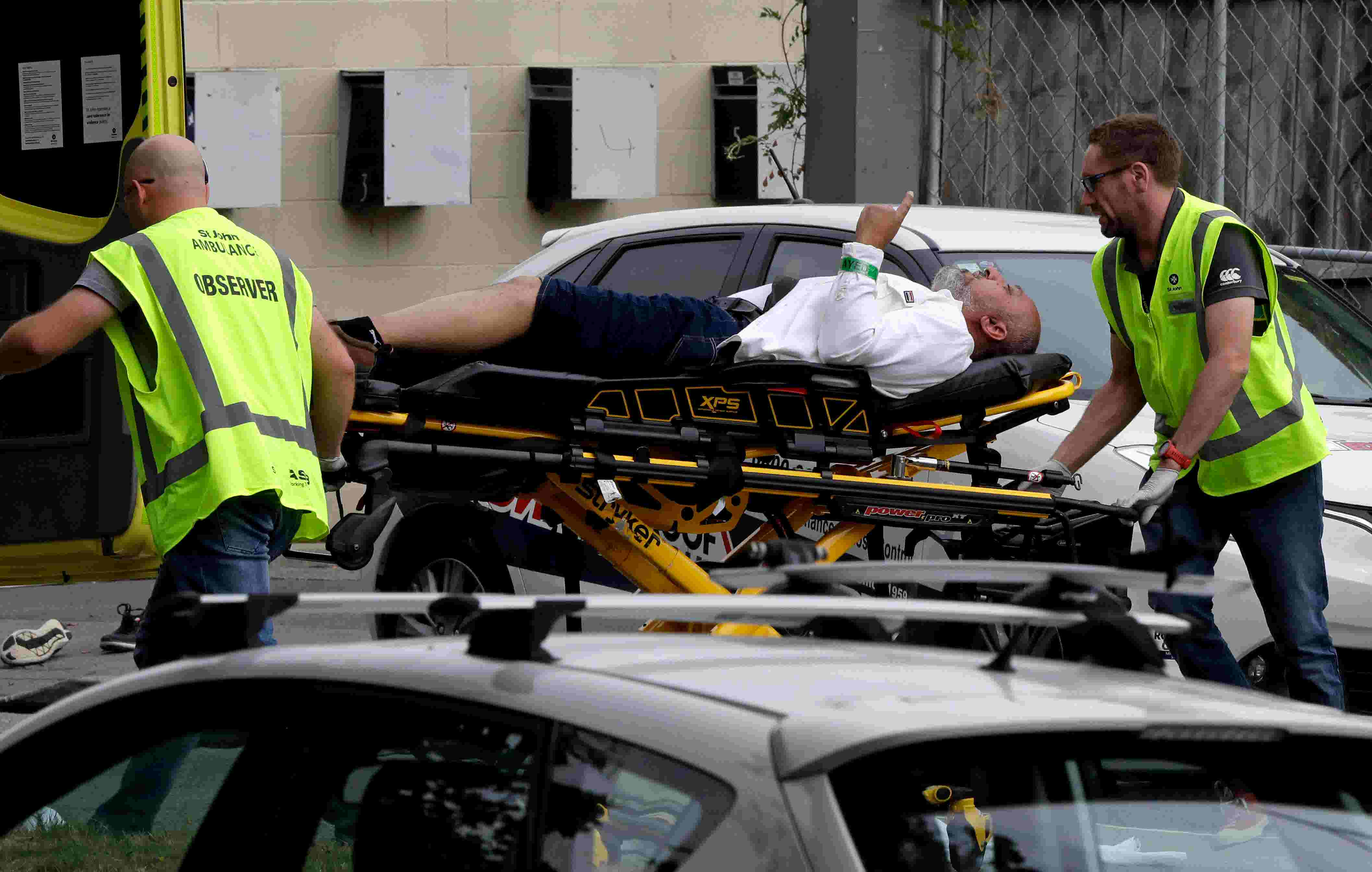 """New Zealand Mosque Shooting Detail: Mosque Shooting: """"This Is One Of New Zealand's Darkest"""