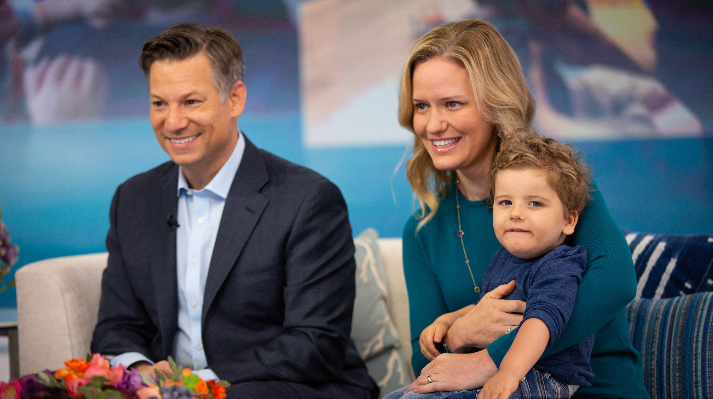 NBC correspondent Richard Engel gets emotional after son with Rett Syndrome says 'Dada'