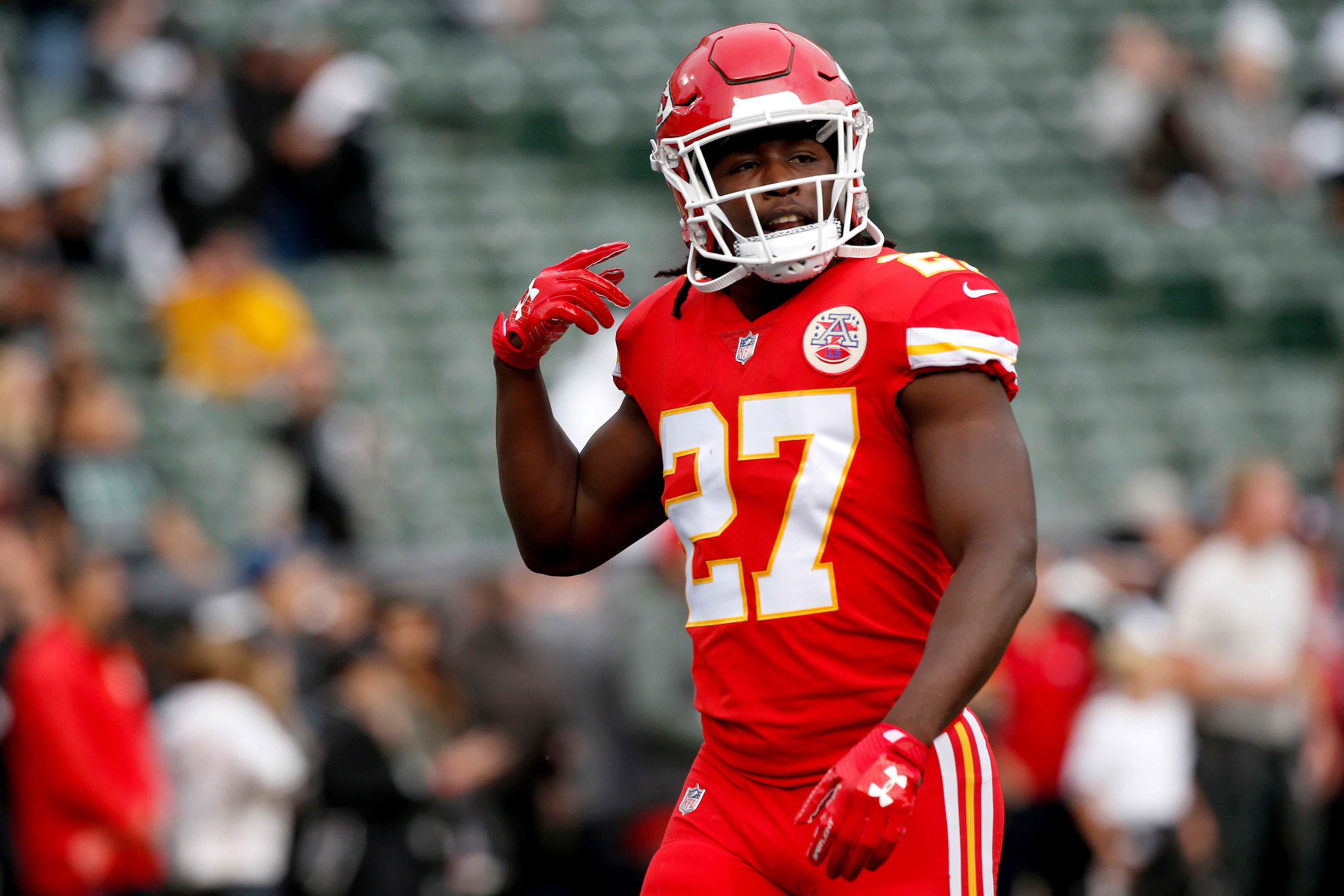 Opinion: NFL commissioner Roger Goodell does right thing with eight-game suspension of Kareem Hunt