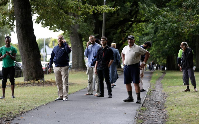 New Zealand Mosque Shootings: Multiple People Killed