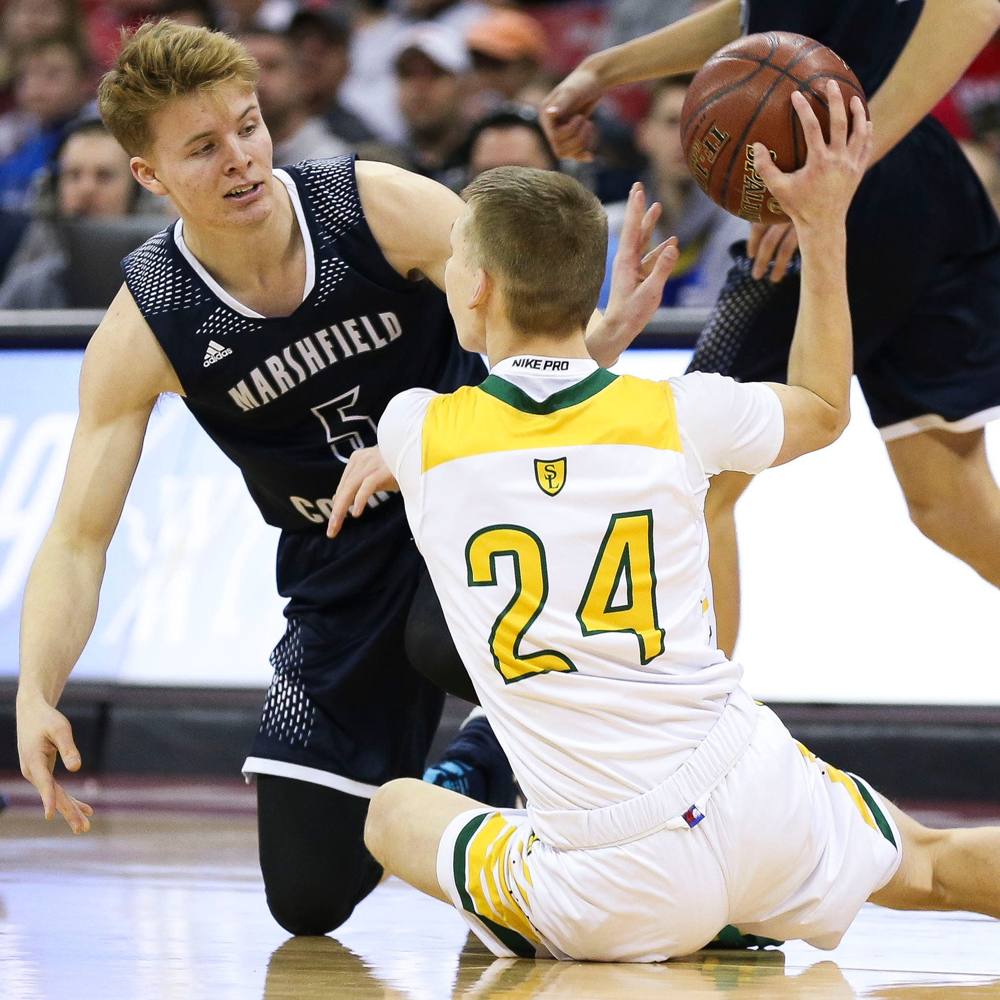 WIAA state basketball: Nicolet, Martin Luther, New Glarus, Sheboygan Lutheran win titles