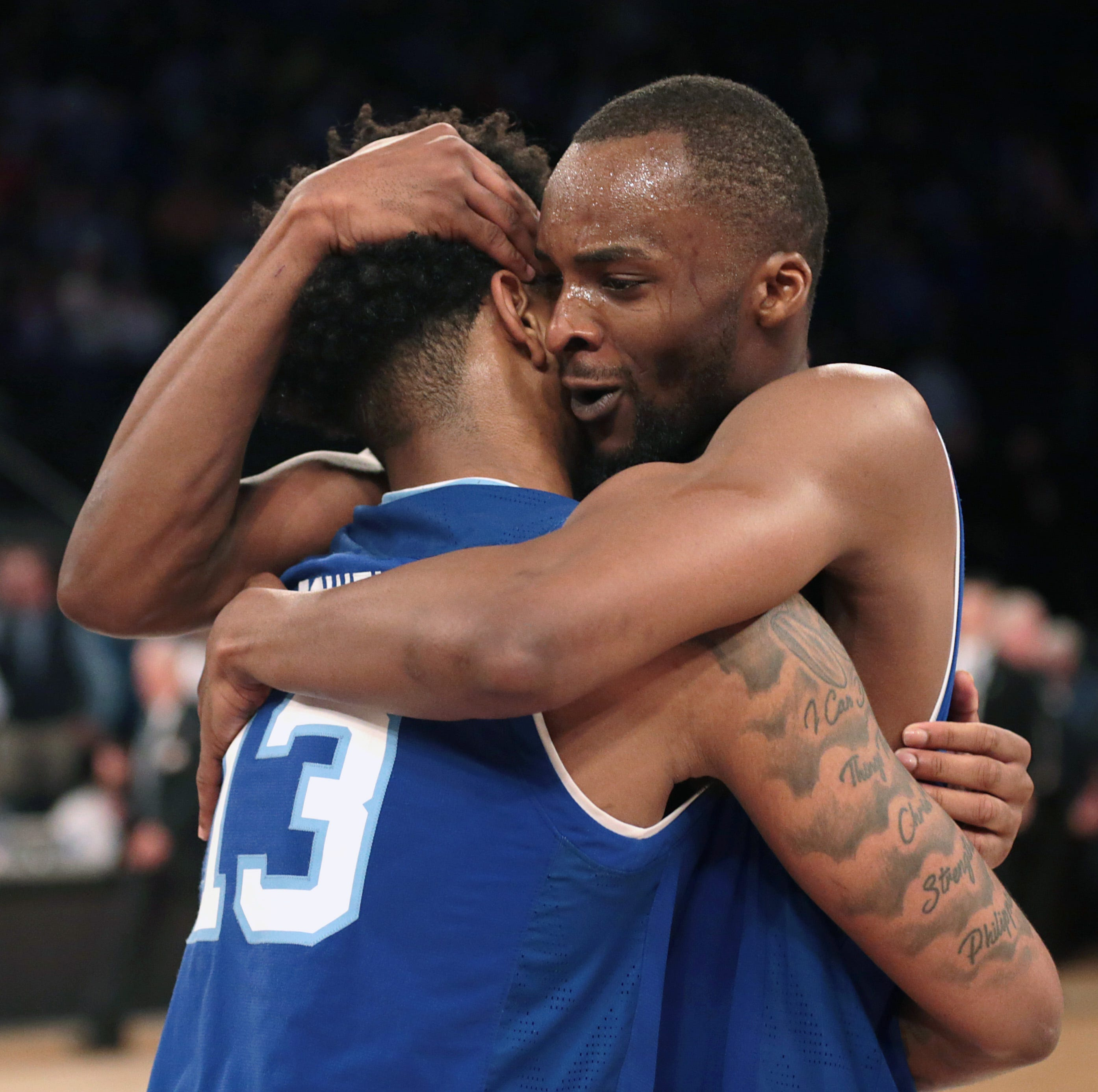 Celebrity Health: Seton Hall basketball survives officiating, Marquette in Big East Tournament semifinals