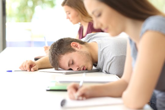 Should schools start later so teenagers can get more sleep?