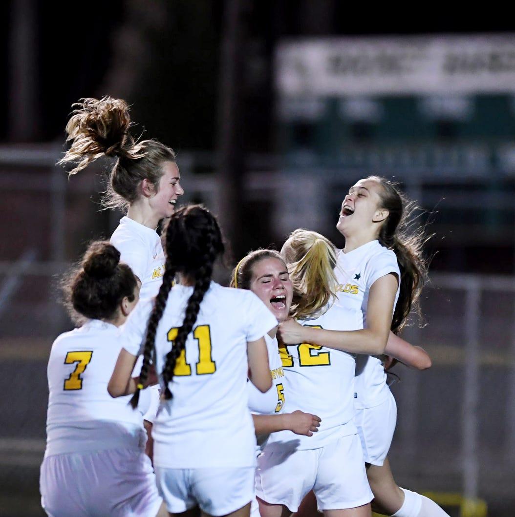 WNC high school sports: Monday night box scores