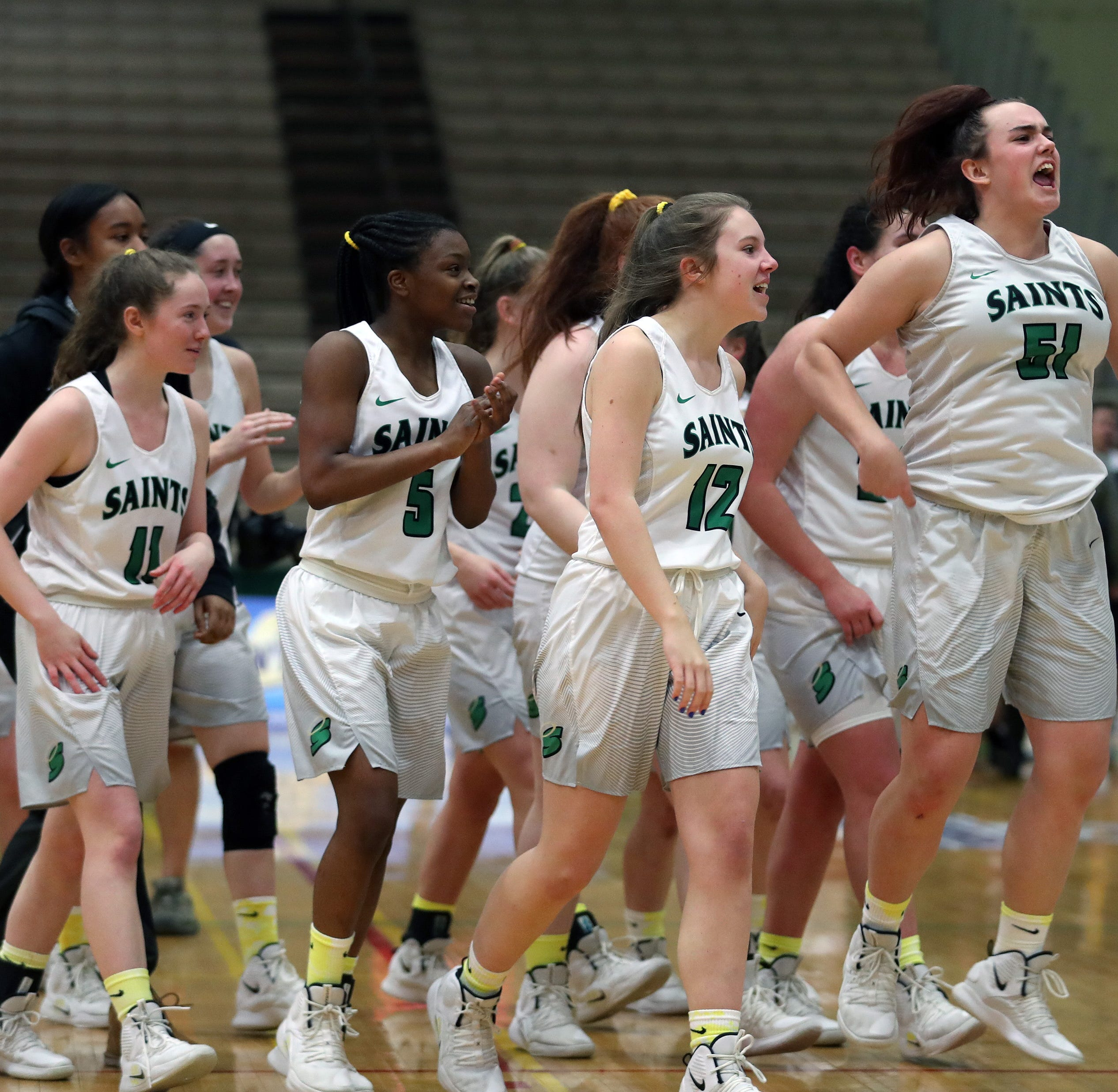 Girls Basketball: Seton Catholic Central advances to Class A state final