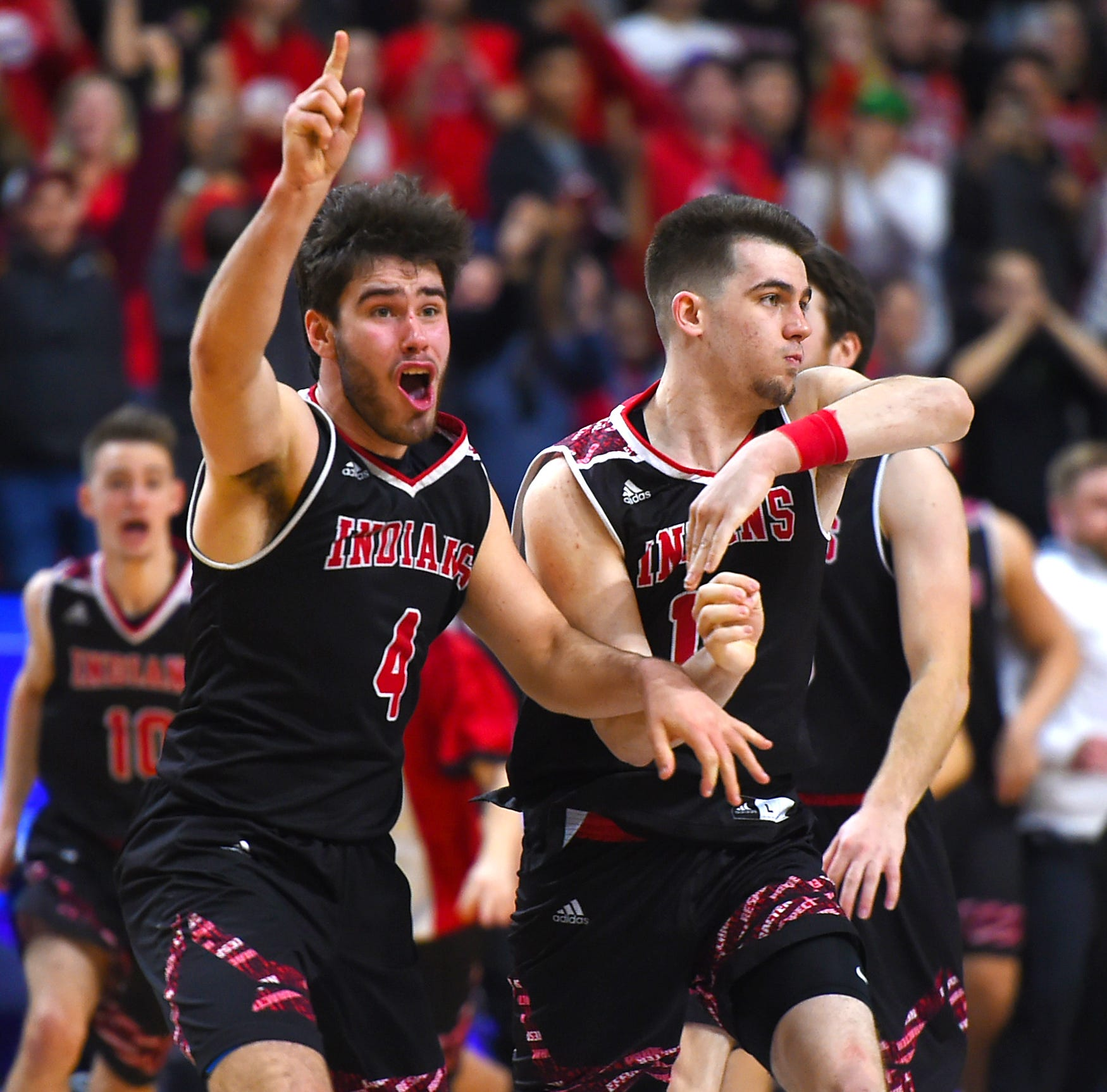 Syracuse recruit Joe Girard makes buzzer-beater in OT to win state title for Glens Falls