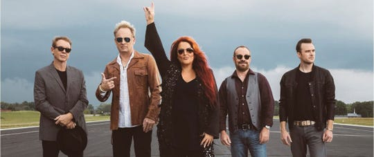 Wynonna and The Big Noise are in concert March 22 at the Suquamish Clearwater Casino Resort.