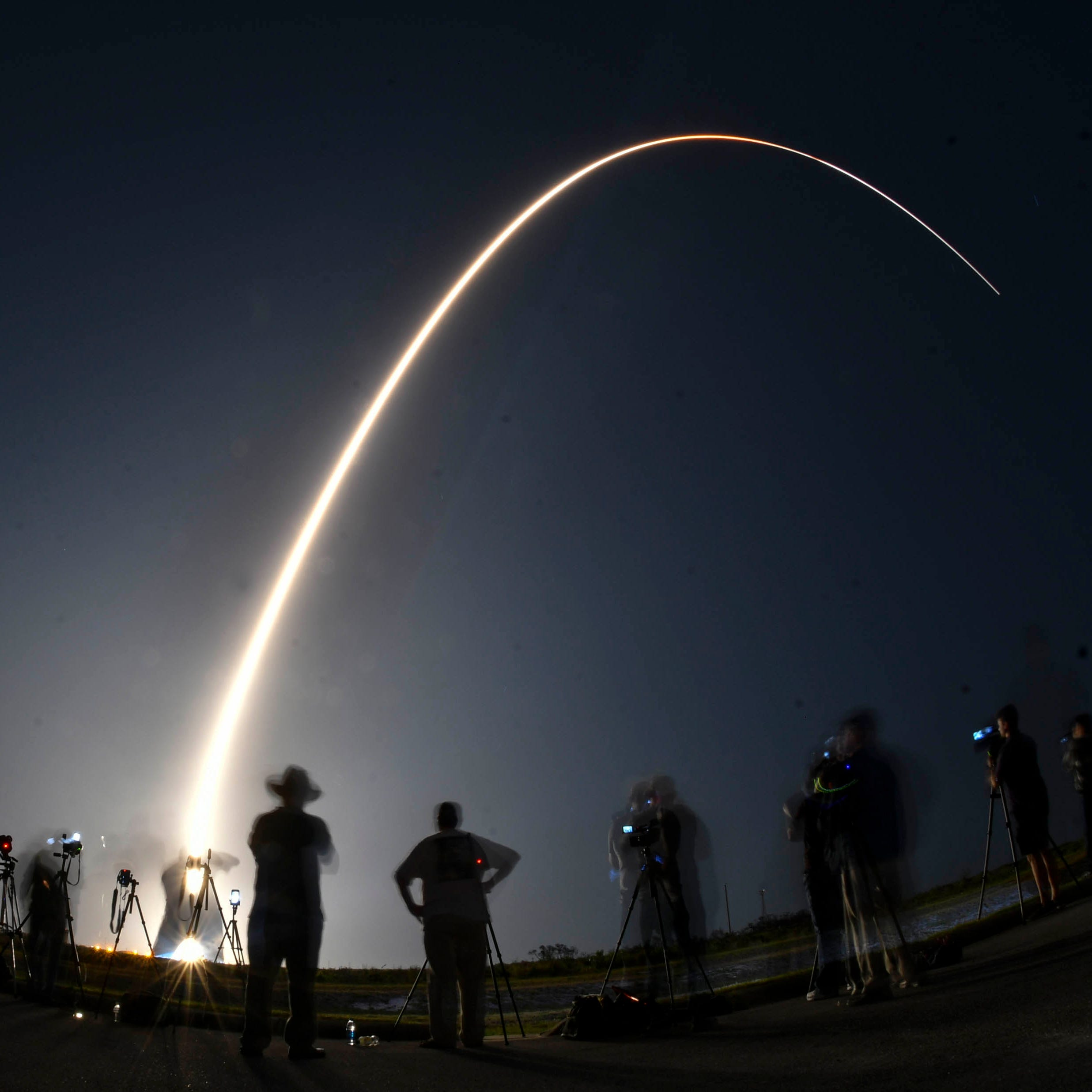 Best space photos of the week: ULA's Delta IV launch
