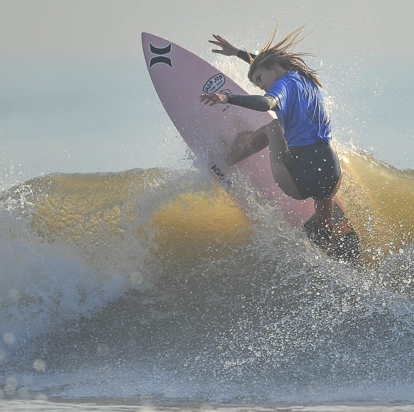 Benedetto, Coleman, Hedleston soar in Beach 'N Boards