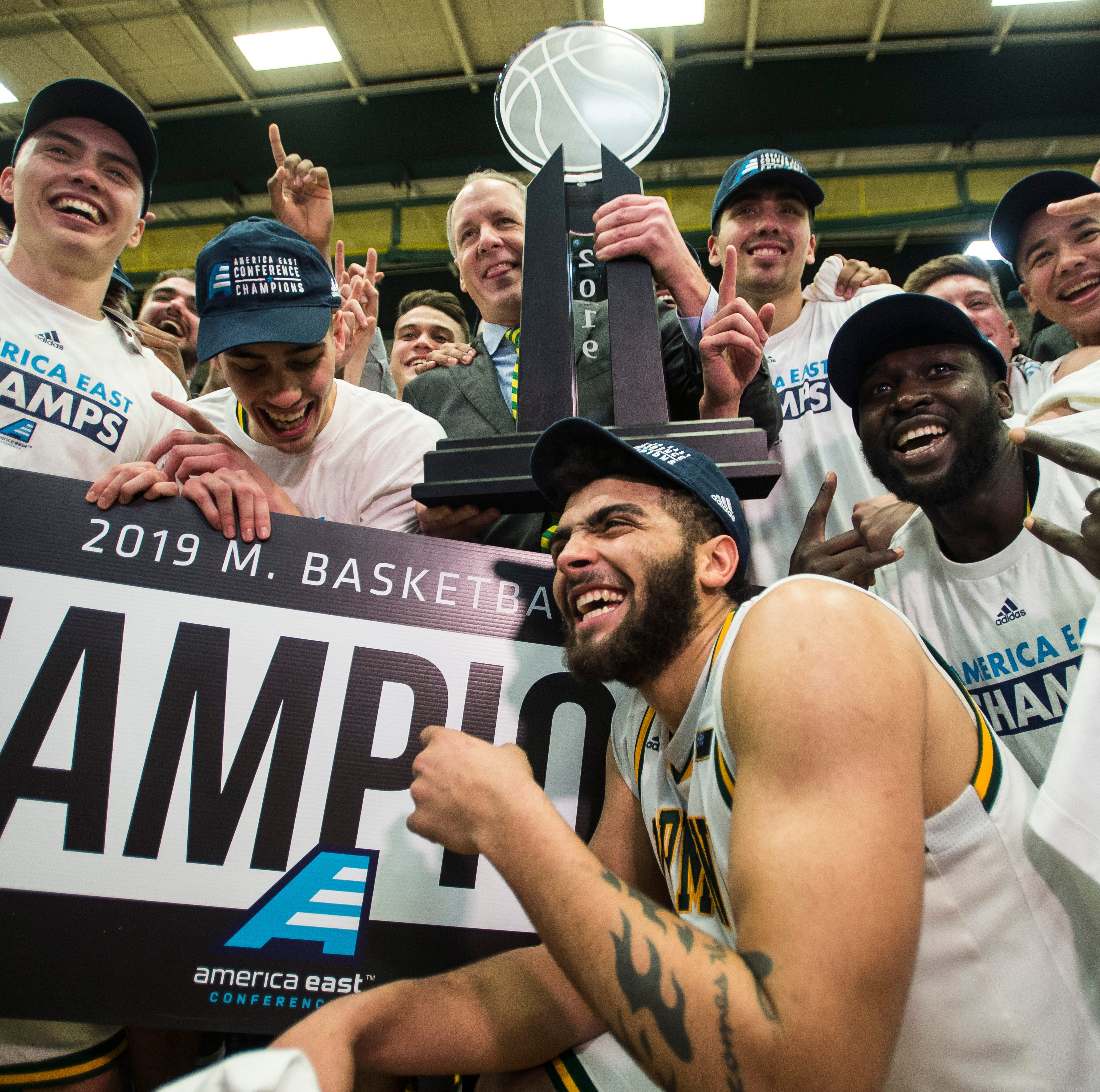 March Madness: Coverage of UVM basketball in the 2019 NCAA tournament
