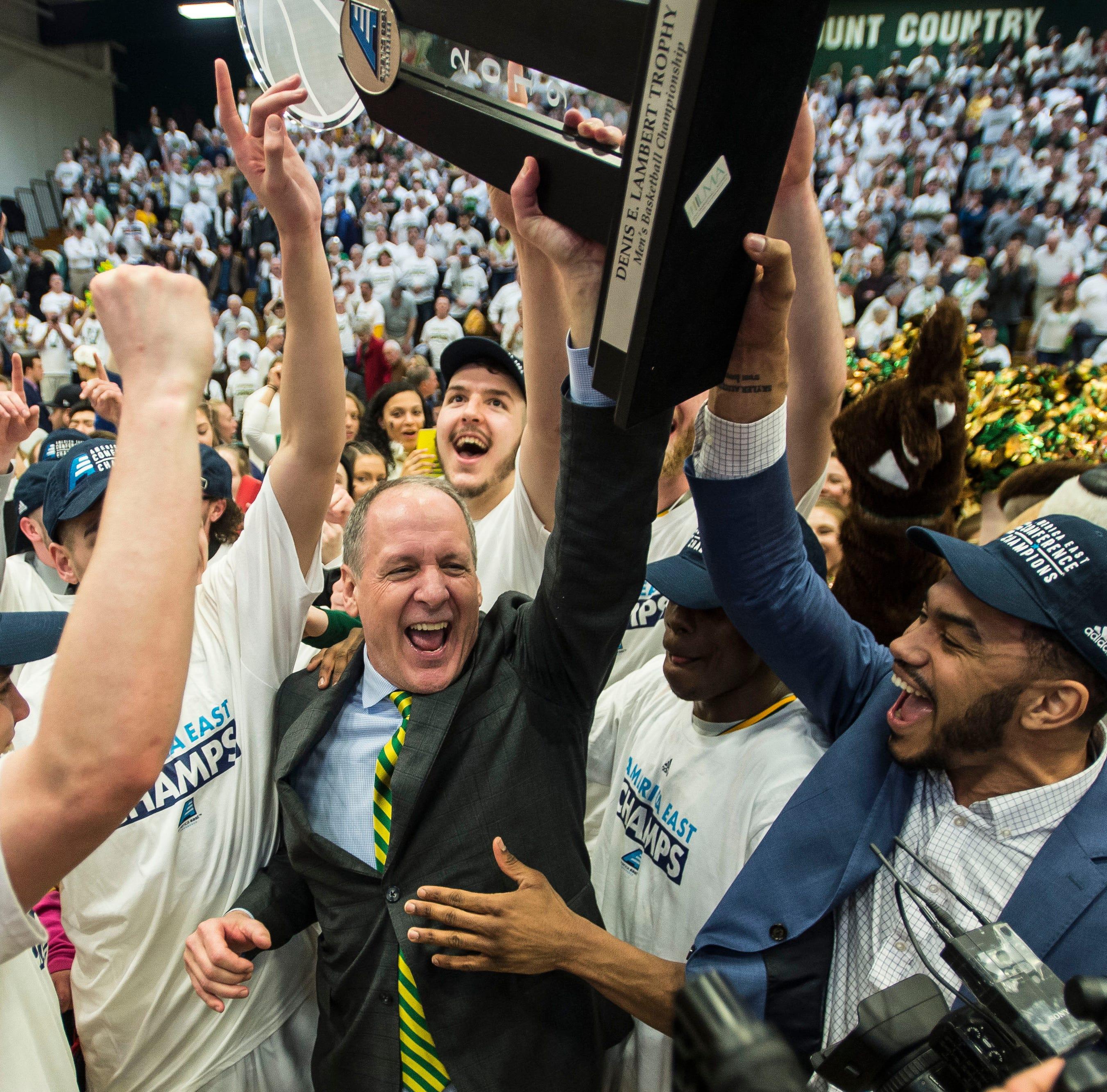 America East championship: Vermont books NCAA tournament berth, topples UMBC