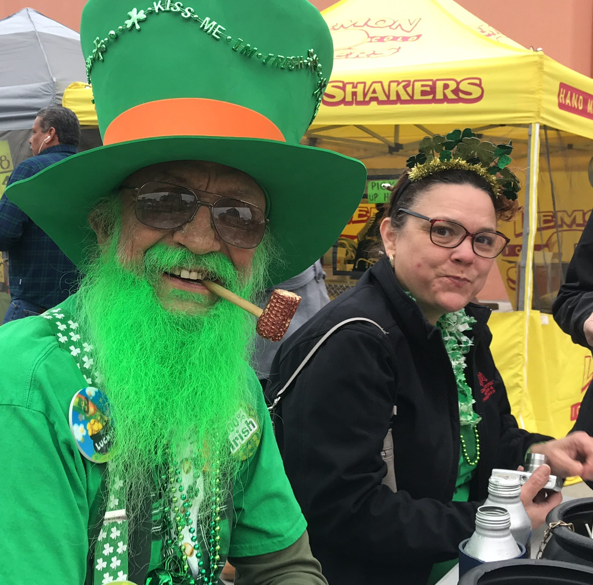 Corpus Christi embraces Irish culture at 8th annual St. Paddy's Festival