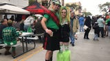This is how people celebrated St. Paddy's Festival in downtown Corpus Christi March 16, 2019.