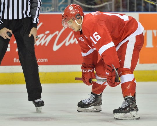 Morgan Frost of the Sault Ste. Marie Greyhounds will finish his junior career with a season of nearly two points per game.