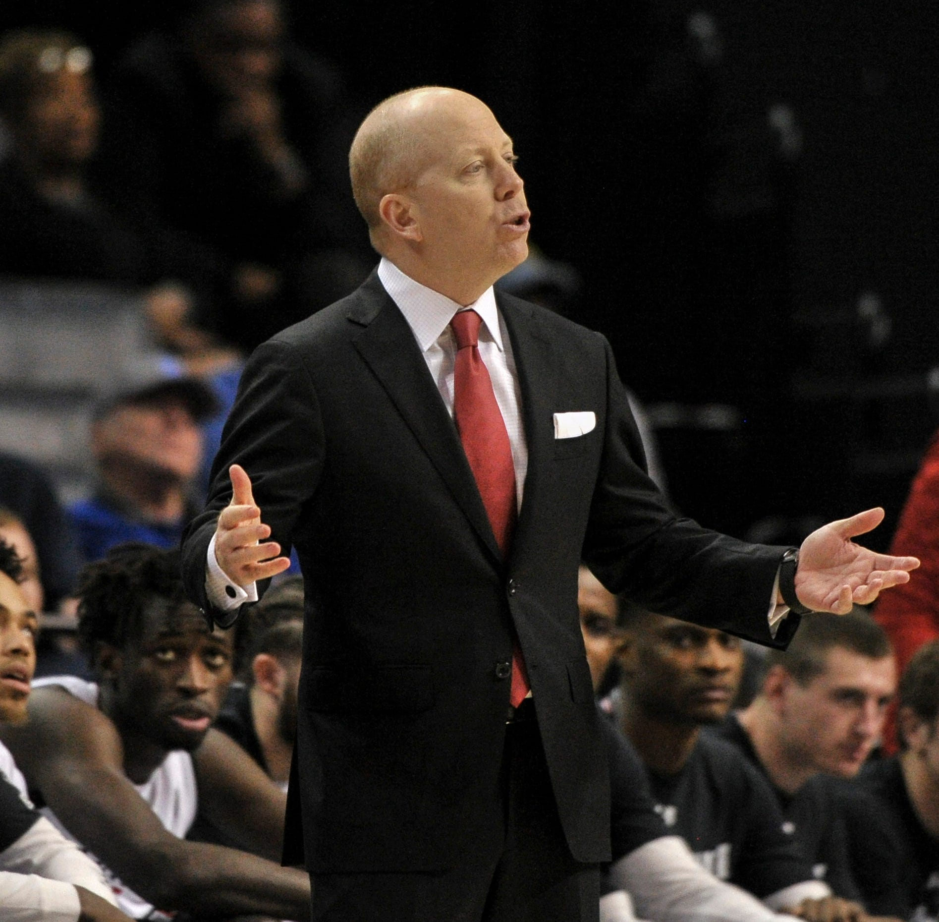 You weighed in. Here's who you want hired as the next Cincinnati Bearcats basketball coach
