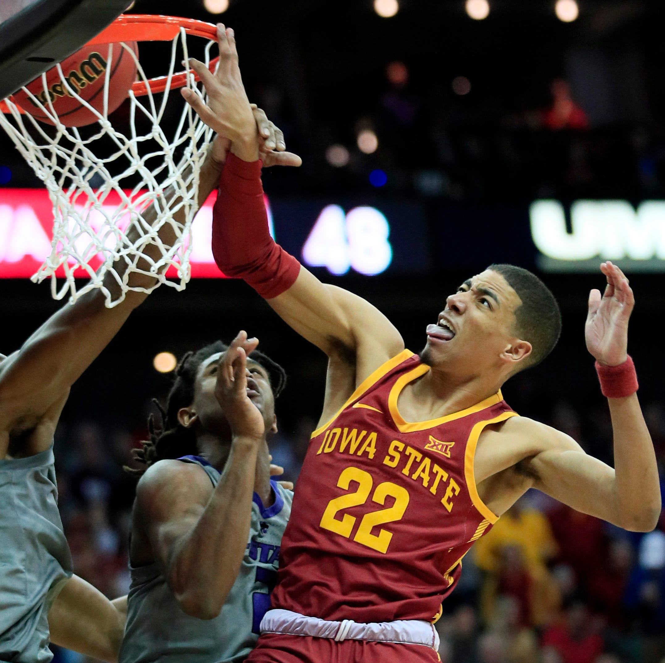 Peterson: What'd Prohm say about Iowa State and the NCAA tourney? Just put us in Des Moines