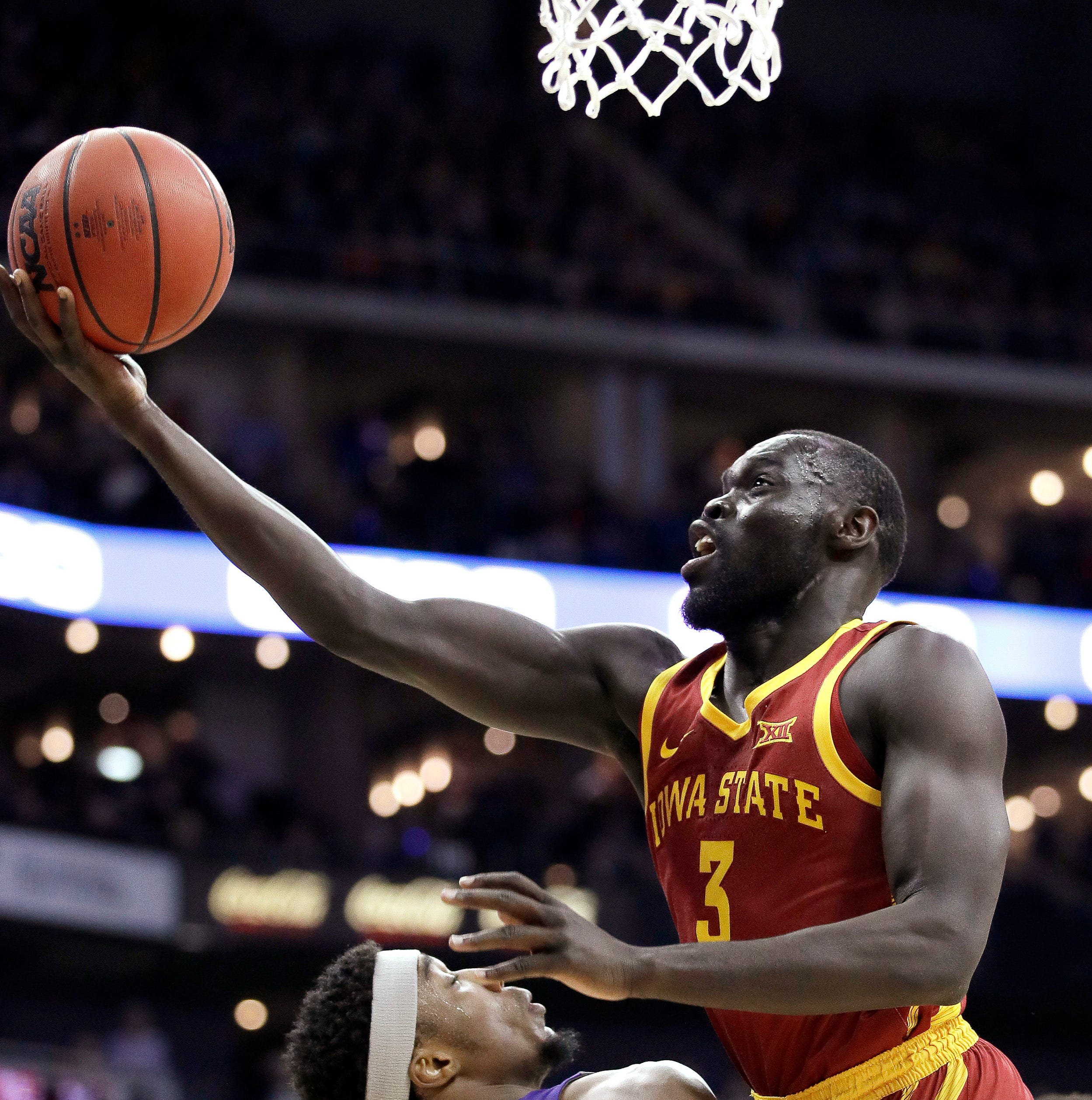 Marial Shayok's heroics send Iowa State into Big 12 championship game