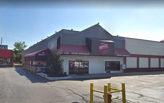 The Spot Bar & Grill in Roseville