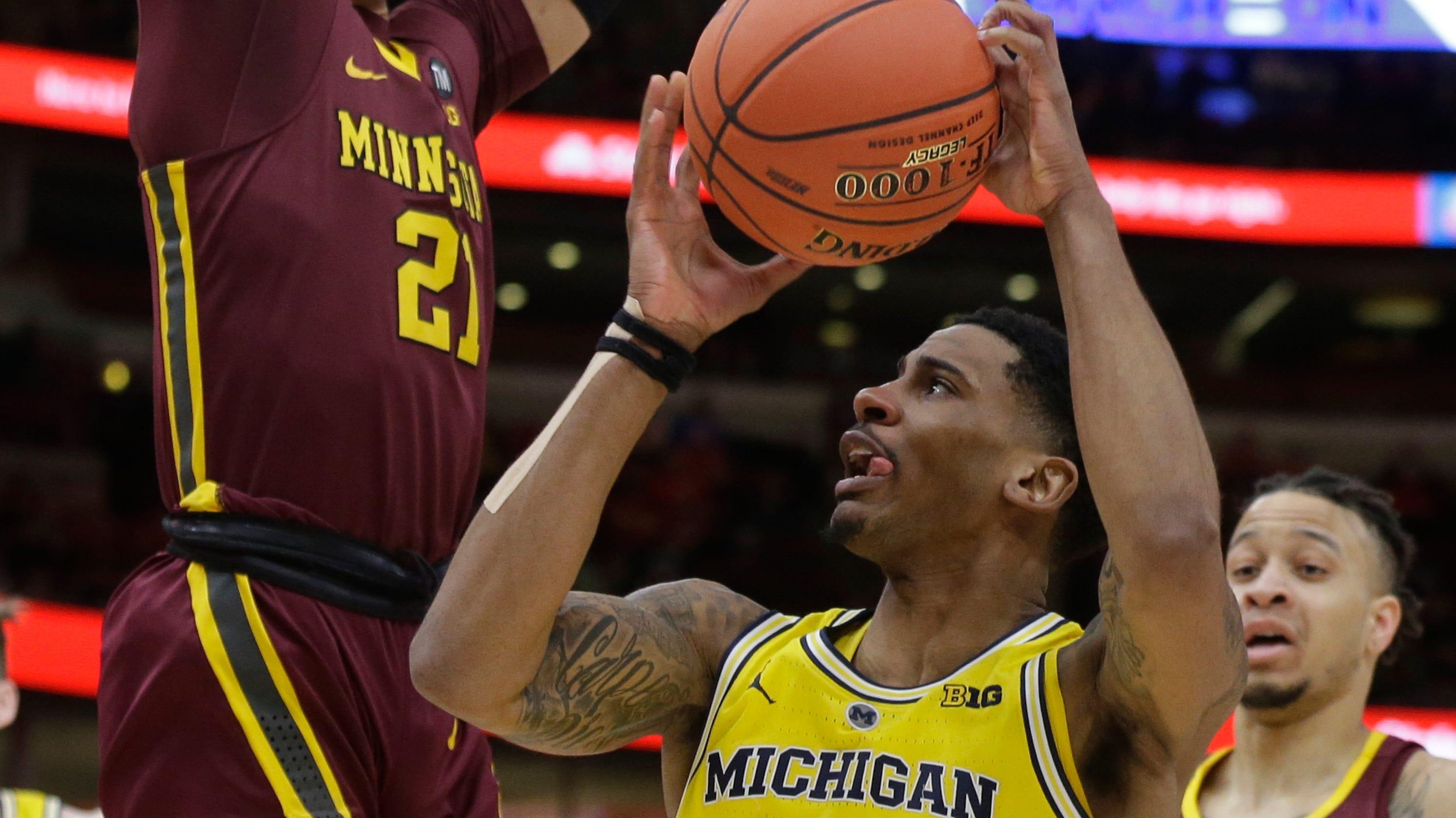 4a626b74bb7 Michigan basketball's 3rd shot at MSU about more than revenge