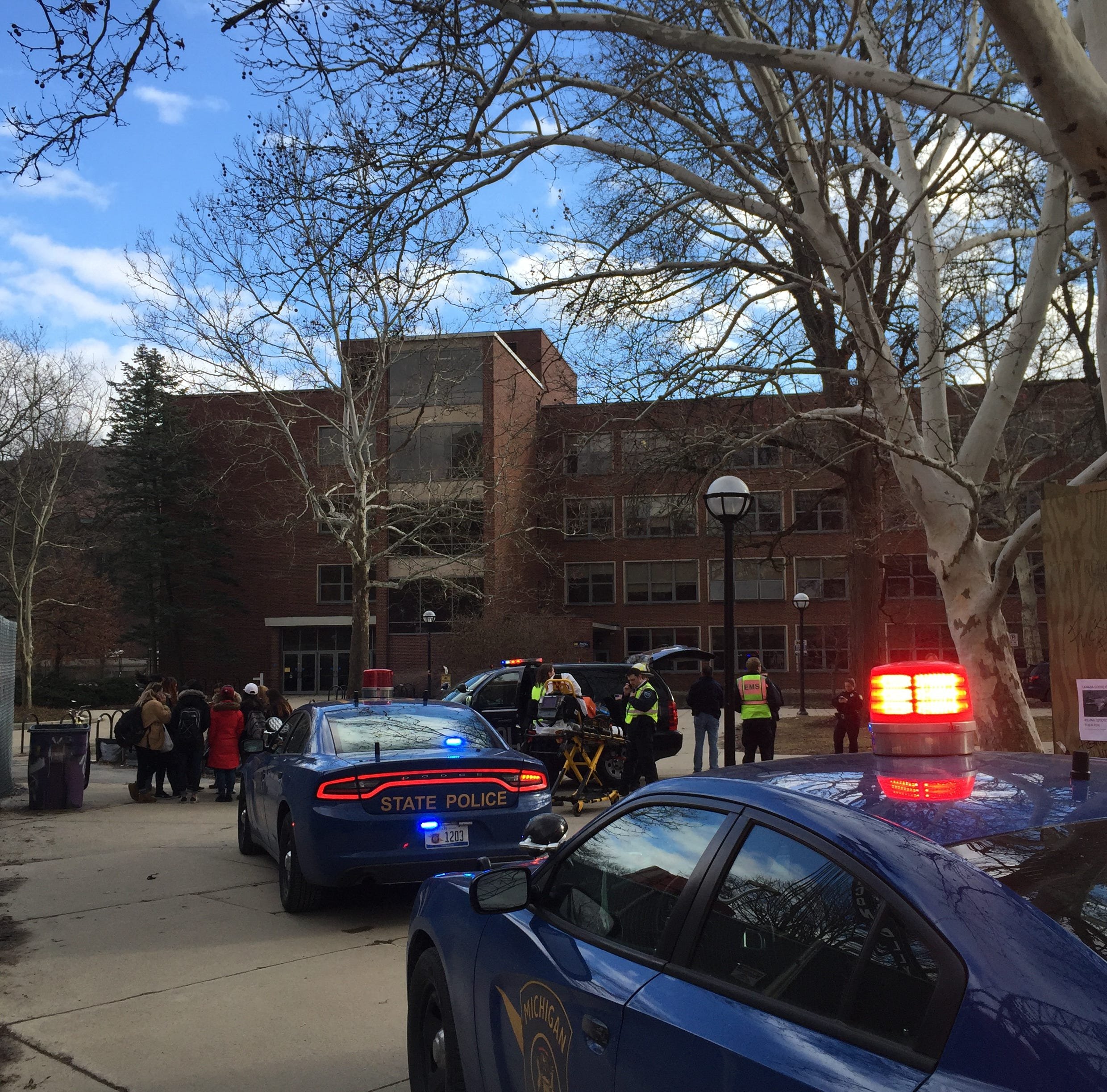 Active shooter reports on U-M campus appear unfounded, sheriff's office says