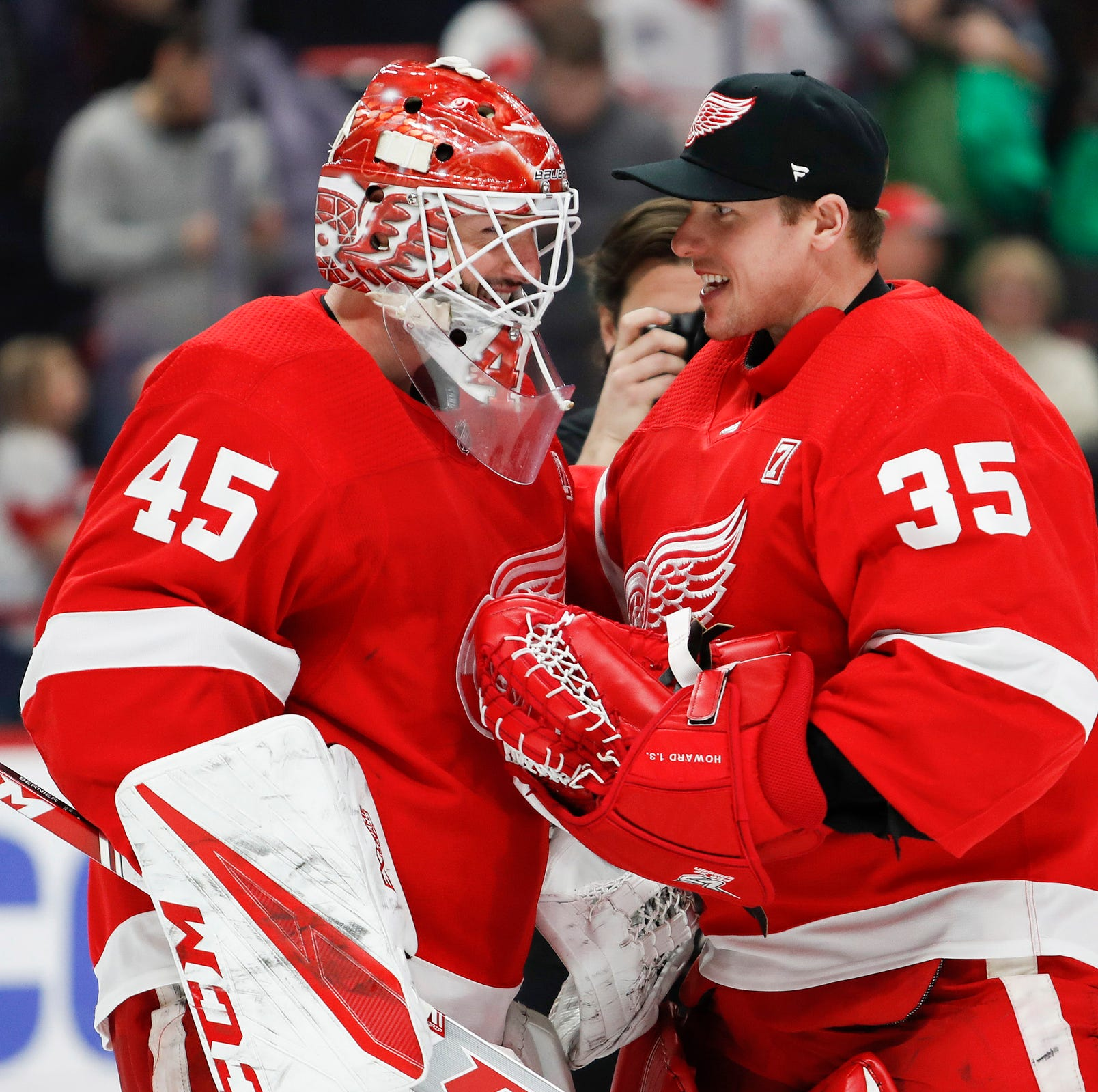Detroit Red Wings expected to extend Jimmy Howard on one-year deal