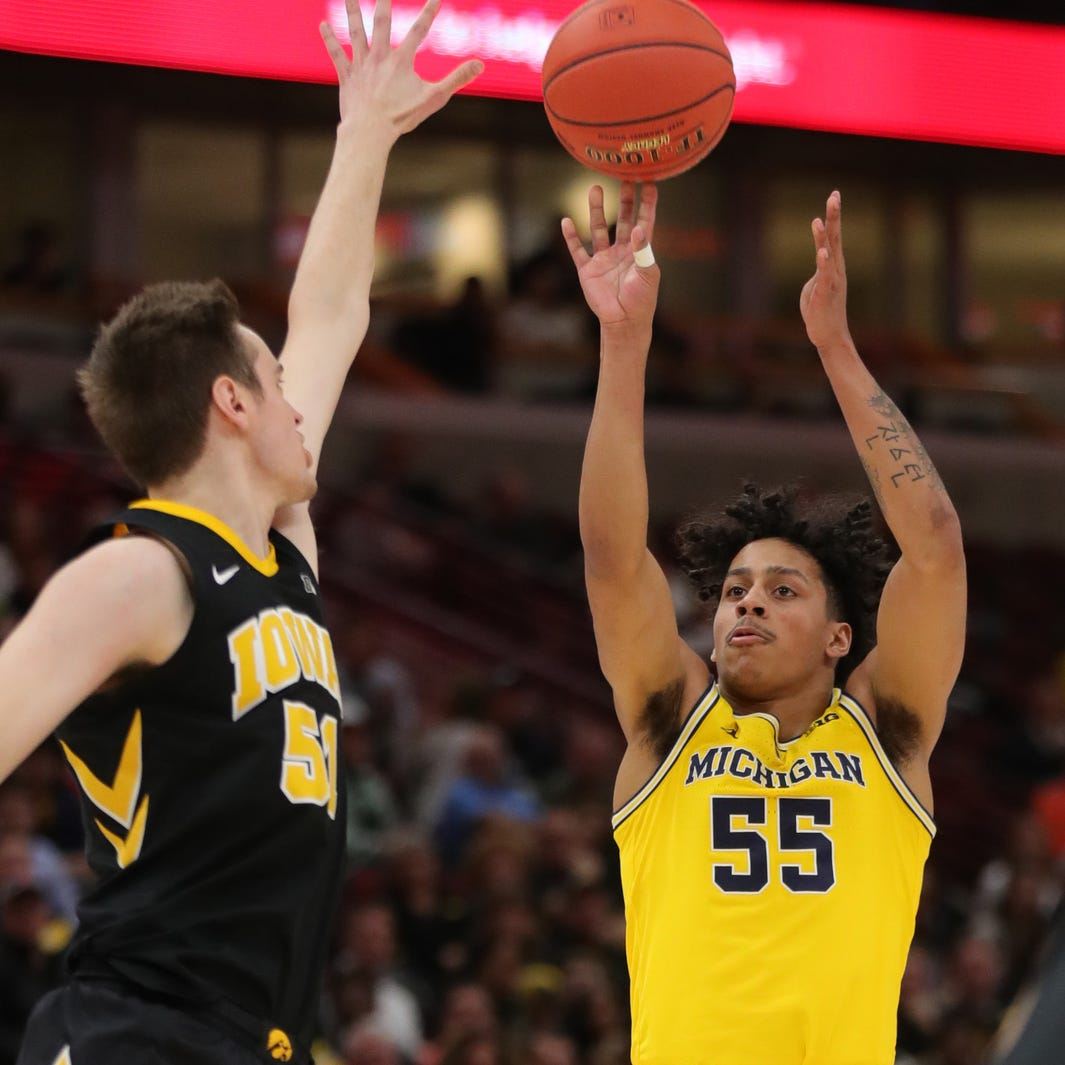 Michigan rediscovers its offense in rout of Iowa, but will it last?
