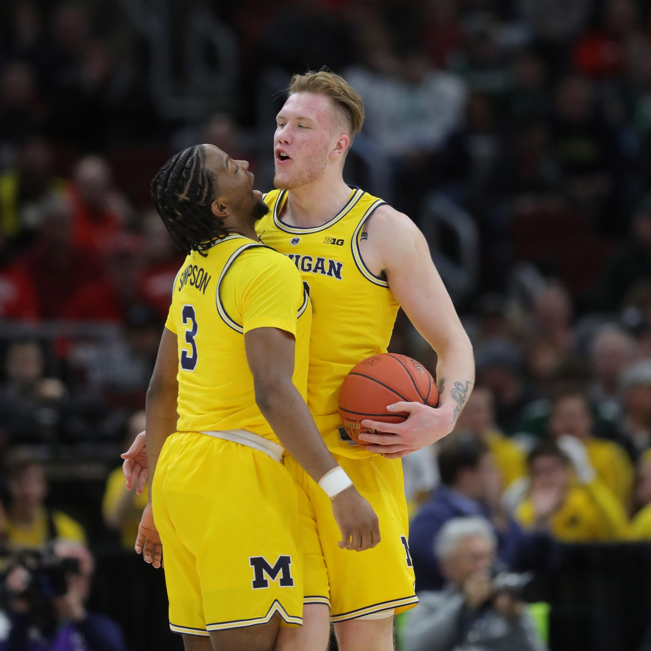 Here is Michigan basketball's path to another Final Four run