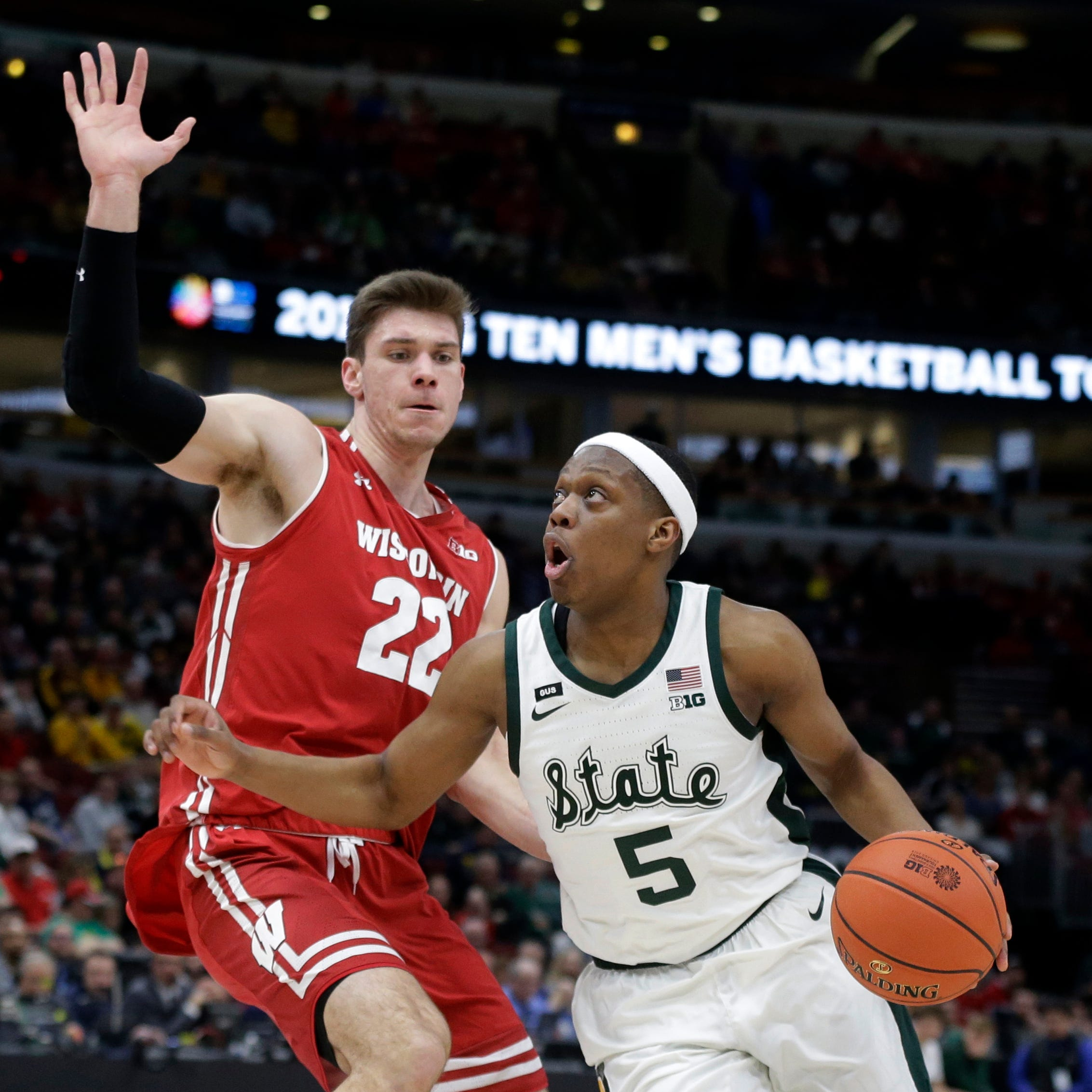 'Ready for the challenge': Cassius Winston leads MSU into Big Ten final for rematch vs. UM