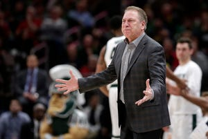 Tom Izzo opted not to pay for Iron Mountain High's team dinner after speaking with MSU's compliance director.