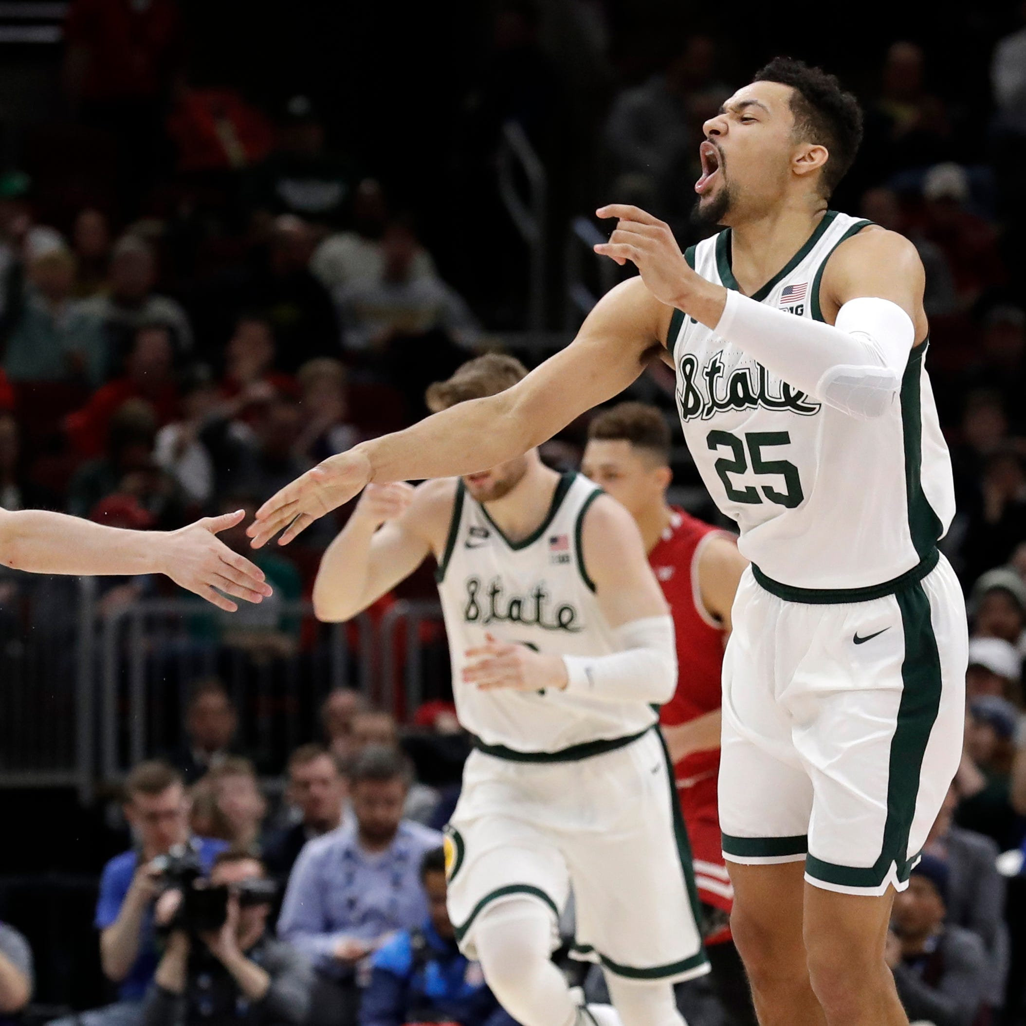 Michigan State scoping out circuitous path to a No. 1 seed