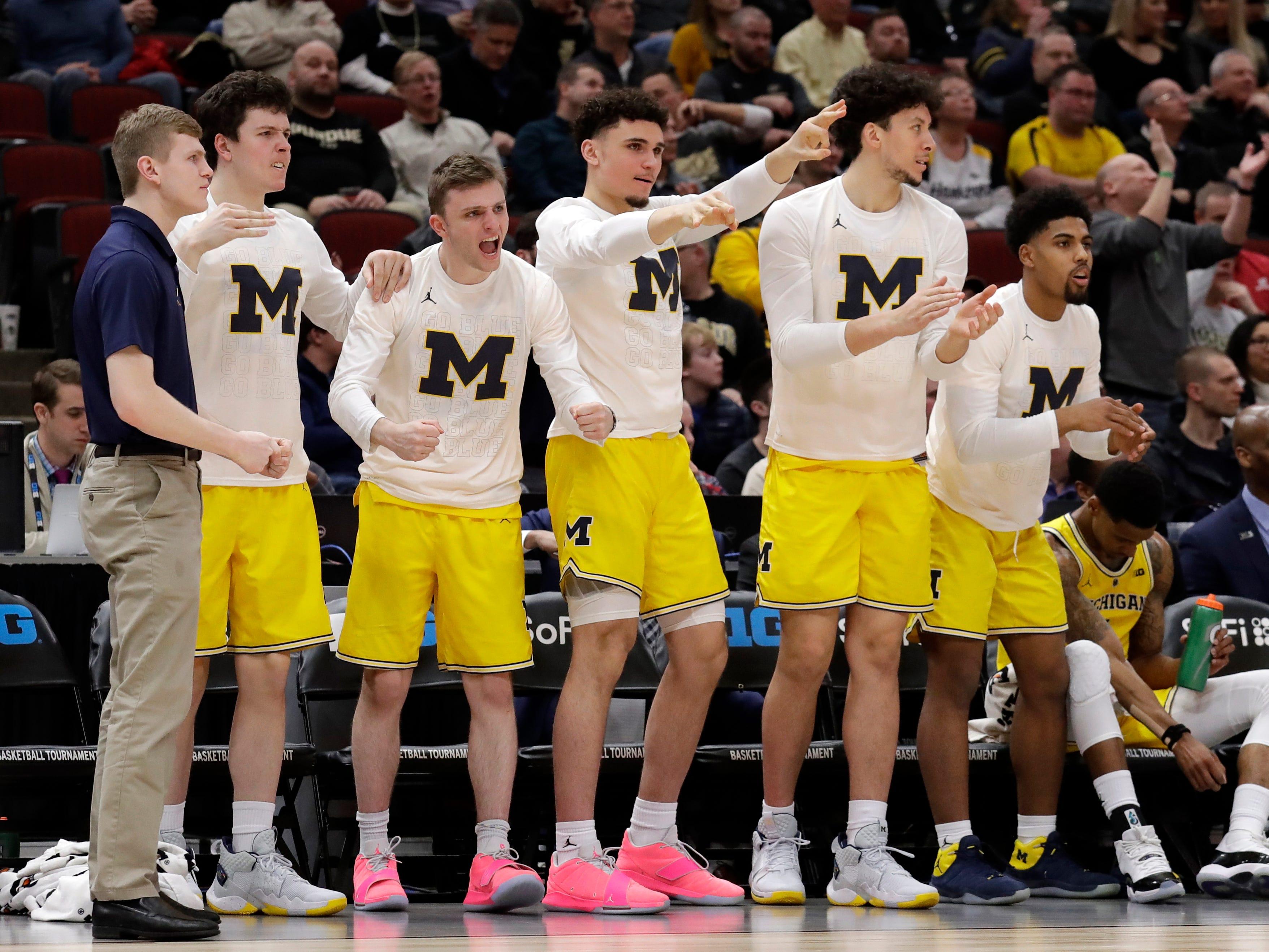 Niyo: Fog lifting, outlook much brighter for Michigan's Eli Brooks