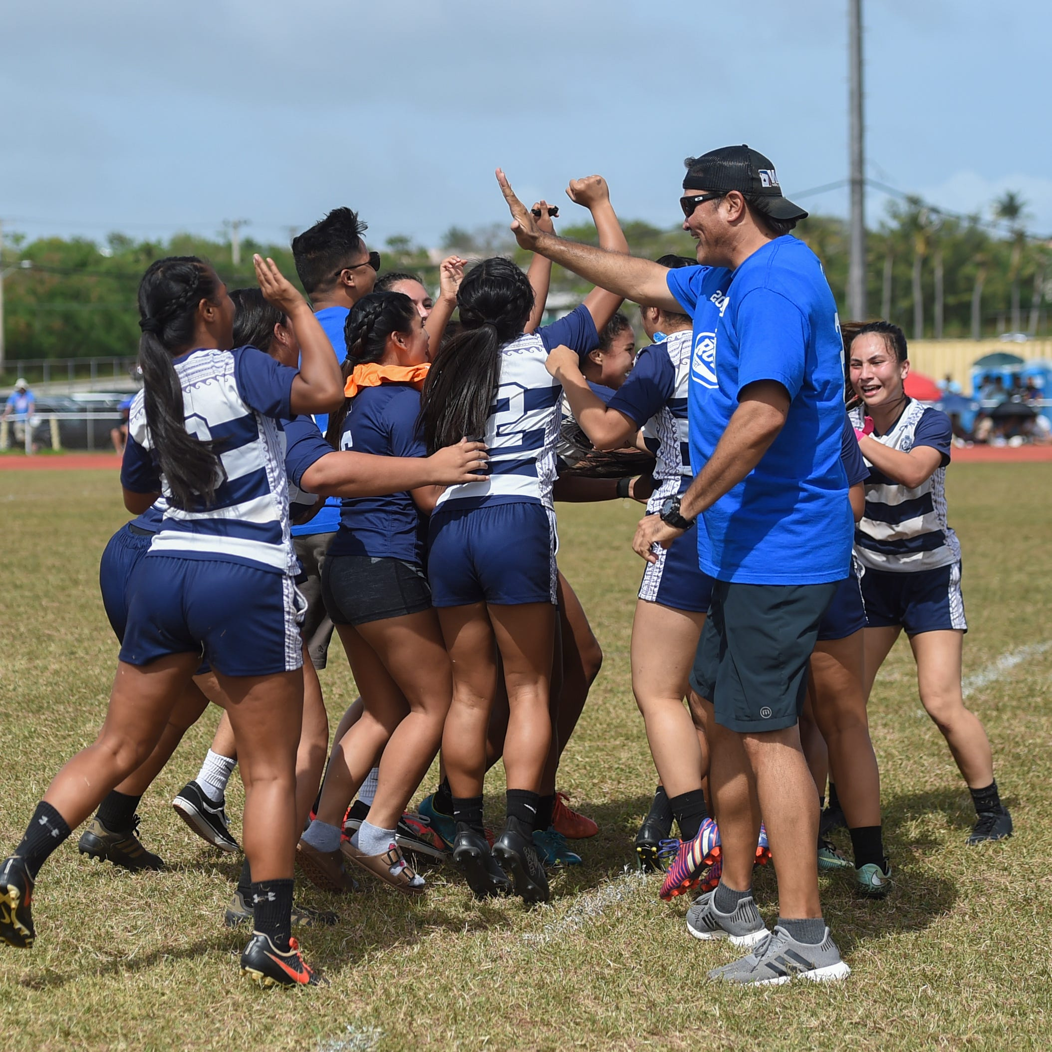 Royals have Faith, rally to beat GW for rugby title